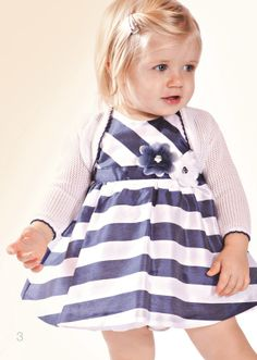 Tulle flowers bloom on Baby Graziella dresses... #babygraziella #ss14  http://www.babygraziella.it/