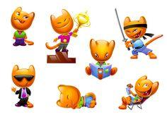 FREE cartoon characters icons