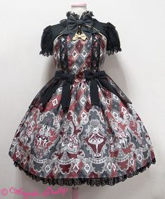 """sucre-dolls: """"Harlequinade Series 