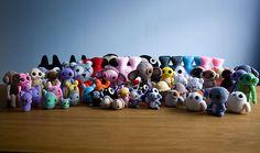 Amigurumi collection