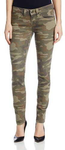 7 For All Mankind Women's Camo Print Skinny Jean on shopstyle.com