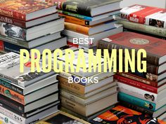 10 Best Beginner Programming Books  It is essential for the programmers to keep themselves updated with the latest developments in the programming world. The programming IT and computer science books available today are up-to-date and in terms of the core issues in computers and programming along with the information technology. This article will help you gain some insight about few of the best beginner programming books that will take you through the best way to learn code for programming…