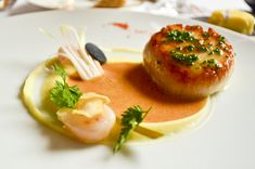 Eleven Madison Park scallop
