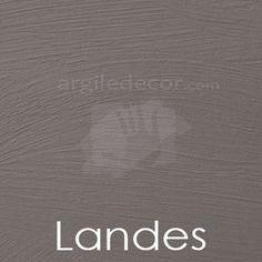 Badistuc façade, couleur: Landes