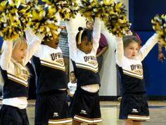 Upward Cheerleading 2012 - YouTube