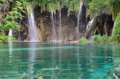 Plitvice National Park, Croatia by HevelineG via flickr