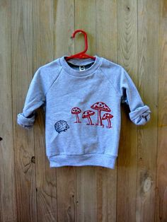 Hedgehog in the Woods Sweatshirt