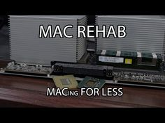 Tek Syndicate Rebuilds a Mac Pro: 64GB RAM / 12 core CPU - YouTube