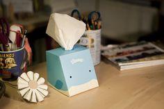 Studio Playground likes this design: 'Kleenex' by Chris Yoon