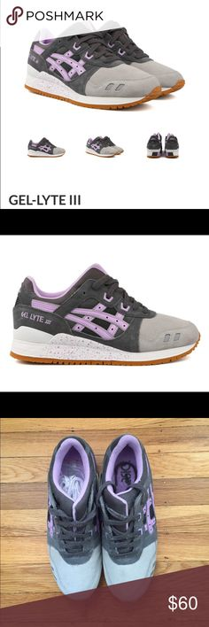 Spotted while shopping on Poshmark  NEW Asics Gel Lyte III sneakers running  shoes!   b42f4e306039