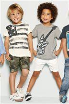 camisetas niño verano 2013