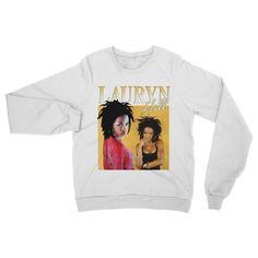 Lauryn #2 Sweat - White