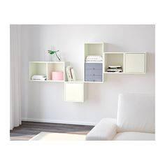 VALJE Wall cabinet with 2 doors - IKEA