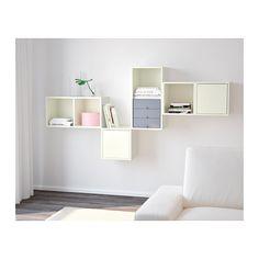 VALJE Wall cabinet with 2 doors - IKEA