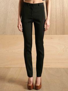 slim trousers--Maison Martin Margiela