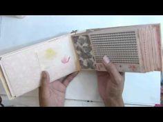 Paper bag mini album - YouTube