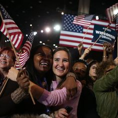 Why Obama won: the Millennials made up the difference in this election