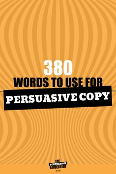 380 High Emotion Words Guaranteed to Make You more Persuasive - The Persuasion Revolution Sales And Marketing, Online Marketing, Digital Marketing, Marketing Ideas, Marketing Tools, Business Branding, Business Tips, Persuasive Words, Persuasive Texts