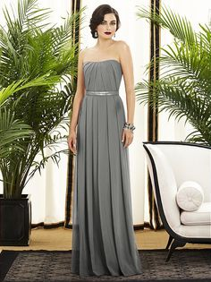 Dessy Collection Style 2886 http://www.dessy.com/dresses/bridesmaid/2886/?color=charcoal gray&colorid=996