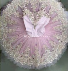 Pink professional platter tutu @beyondtutus.com