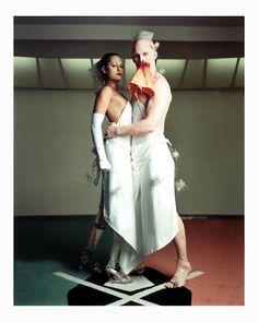 Aimee Mullins e Matthew Barney - Matthew Barney's The Cremaster Cycle