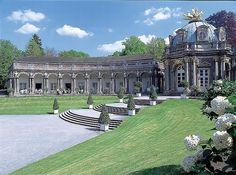 Orangerie Bayreuth - 1749-53