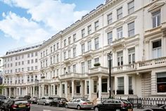 """loveoflondon: """"Earls Court Square in Earls Court, Borough of Kensington and Chelsea. Earls Court, Kensington And Chelsea, London Townhouse, London Travel, Beverly Hills, Street View, England, Europe, Exterior"""
