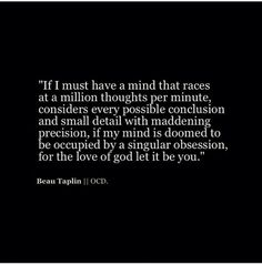Beau Taplin - for the love of God let it be you