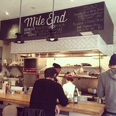 Mile End , um lugar que amo no coração do Brooklyn. The best Pastrami !!!!