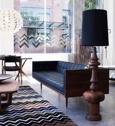 Discover 5 incredible interior designers at Maison Objet 2019 Paris. This list of interior designers at Maison Objet is the best guide for you! Interior Rugs, Interior Design, Luxury Interior, Home Living Room, Living Spaces, Apartment Design, Contemporary Interior, Interior Inspiration, Decorating Your Home