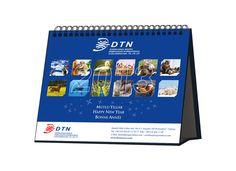 DTN International Movers - Calendar #calendar #2013 #animals