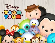 Tsum Tsum App | Disney Games