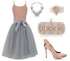 Faldas de tul para invitadas: ¡Encuentra tu estilo! | Preparar tu boda es facilisimo.com