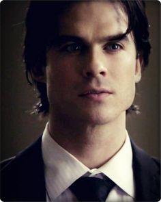 Damon  he is so hot!!!