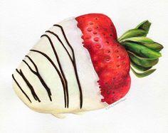 Chocolate Covered Strawberry ...