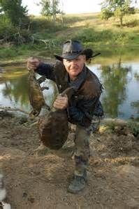 Call of the wildman AKA Turtleman