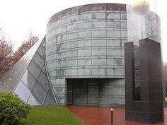 Moshe Safdie - The Class of 1959 Chapel - Boston, Massachusetts - 1992