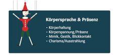 Körpersprache - Rhetorik, Stimmtraining, Sprechtraining und Hochdeutsch - Stuttgart und Allgäu - Rhetorik und Kommunikationstraining im FON Institut