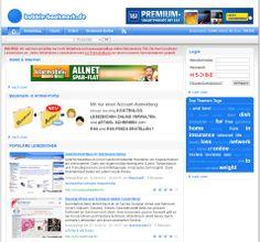 Sehr grosses Bookmark-Portal zu verkaufen! :: Mehr hier => http://kleinanzeigen.ebay.de/anzeigen/s-anzeige/bookmark-portal-zu-verkaufen/181888209-298-9222?ref=myads :: #bookmark #rss #portalverkaeufe #verkaufe