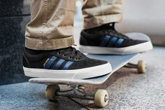 STREETMACHINE x ADIDAS SKATEBOARDING A LEAGUE COLLECTION | Sneaker Freaker