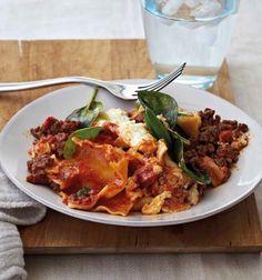 Hearty Skillet Lasagna Recipe for Ninja 3-In-1