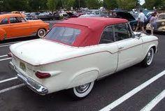 1960 Lark convertible
