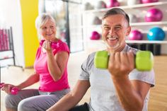Is Strength Training as Important as Aerobic Exercise for Longevity? Is Strength Training as Important as Aerobic Exercise for Longevity? Squat, Fitness Senior, Cardio, Bone Diseases, Increase Stamina, Bone Loss, Body Tissues, Benefits Of Exercise, Healthy Aging