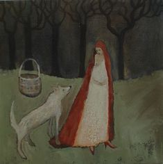 """Into the Woods, 7: The Handless Maiden and Forest Sanctuary - Sometimes in the Forest by Jeanie Tomanek """"Fairy tales are journey stories,"""" says Ellen Steiber (in a beautiful essay on the fairy tale """"Brother and Sister""""). """"They deal with initiation and transformation, with going into the forest where one's deepest fears and most powerful dreams are realized. Many of them offer a map for getting through to the other side."""""""