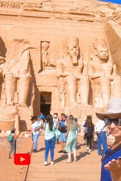 Come along with us as we explore the ancient wonders of Egypt. Egypt is full of so many fascinating things from magnificent cities, old monuments, pyramids, and other historical attractions. In this adventure travel video, we will highlight the most epic places to visit in Egypt.