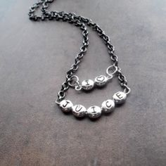 Sons of Anarchy Inspired Jewelry I love Juice Necklace, CUSTOM at the Shopping Mall, $25.00 (USD)