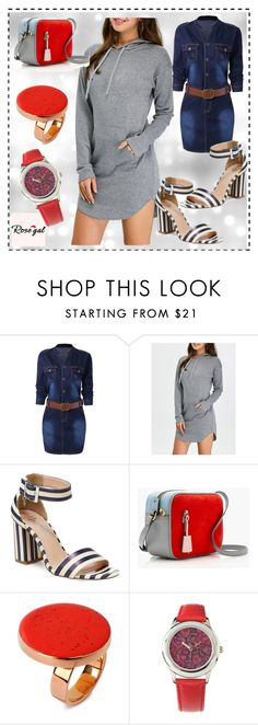 """""""ROSEGAL #37"""" by nizaba-haskic on Polyvore featuring Nanette Lepore, J.Crew, STELLA McCARTNEY, dresses and rosegal"""