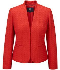 Pink Tweed Jacket. CC £179