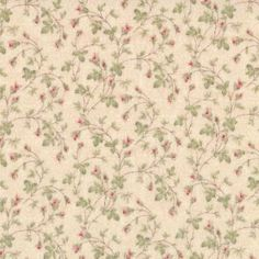 Tiny floral in Ballet Slipper Paris Flea market by by SewElegantly, $9.75