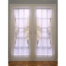 French Doors With Curtains french door curtains lace selection | door designs plans | door